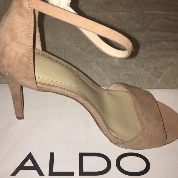 b1be244feac Aldo Sandal Heels